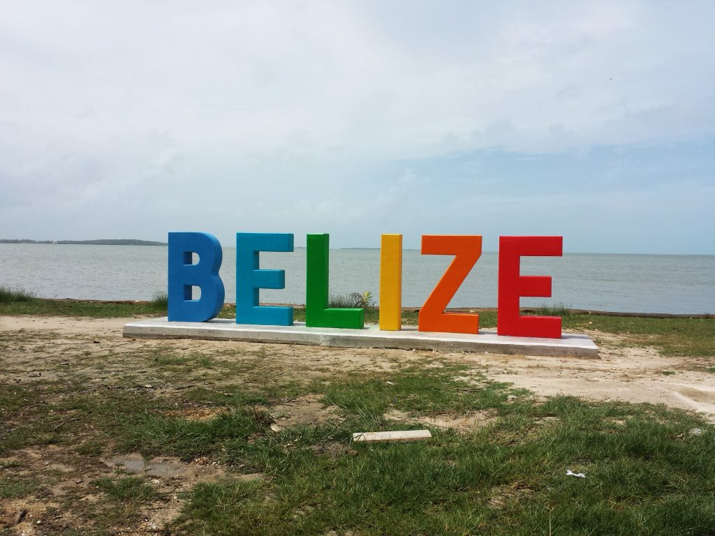 We are going to Belize!